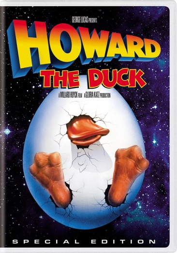 Howard The Duck 025195052306