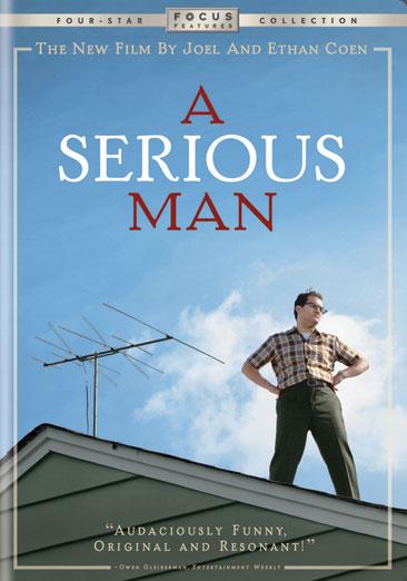 A Serious Man 025195052740