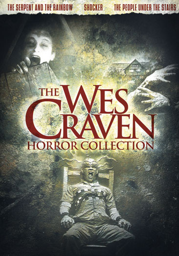 The Wes Craven Horror Collection 025195054898