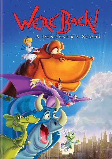 We're Back! A Dinosaur's Story 025195055000
