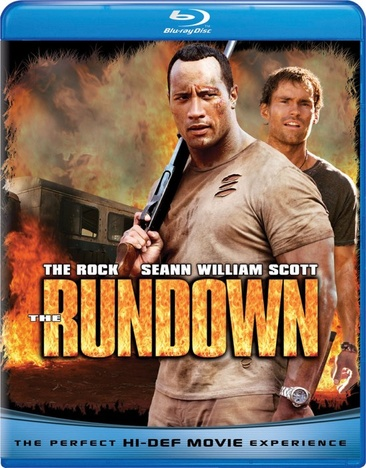 The Rundown 025195055581