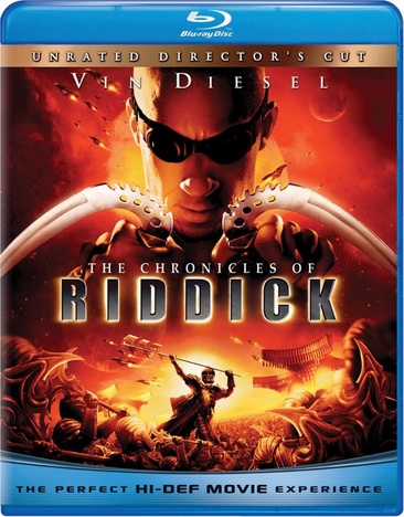 The Chronicles Of Riddick 025195055789