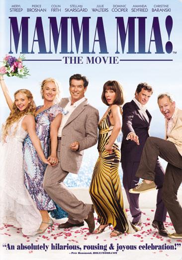 Mamma Mia! The Movie 025195056632