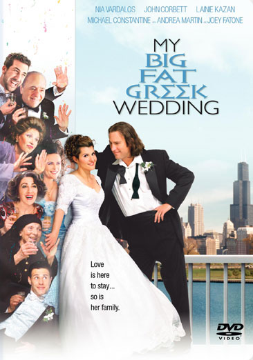 My Big Fat Greek Wedding 026359199325