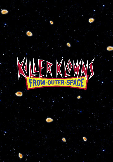 Killer Klowns From Outer Space 027616865618
