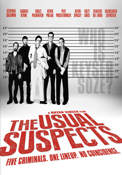 The Usual Suspects 027616874818