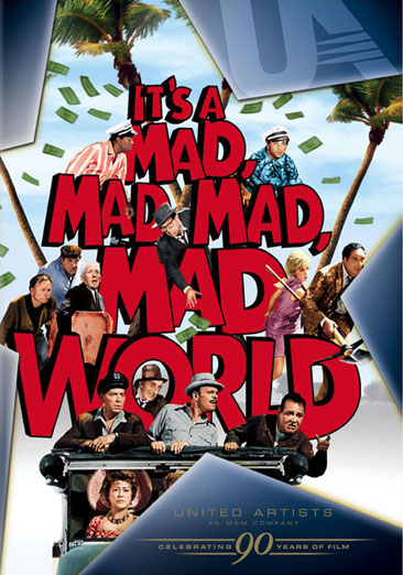 It's A Mad, Mad, Mad, Mad World 027616902740