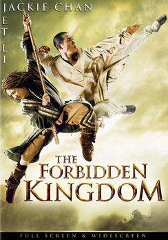 The Forbidden Kingdom 031398101093