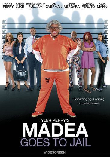 Tyler Perry's Madea Goes to Jail 031398110262