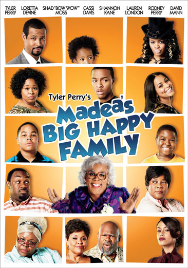 Tyler Perry's Madea's Big Happy Family 031398140948