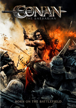 Conan the Barbarian 031398145561