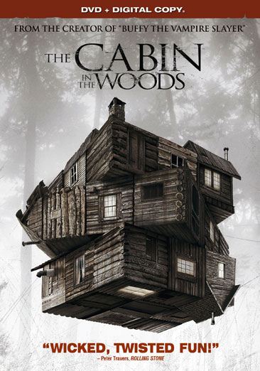 The Cabin in the Woods 031398156147
