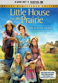 Little House On The Prairie: Season One 031398189176