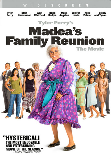 Madea's Family Reunion 031398193272