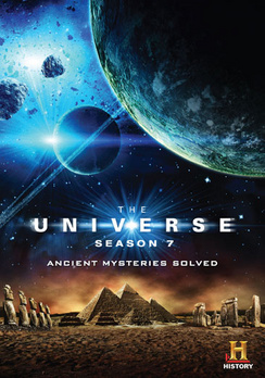 The Universe: Season 7 - Ancient Mysteries Solved 031398194668