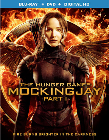 The Hunger Games: Mockingjay Part 1 031398206446