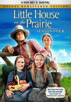 Little House On The Prairie: Season Four 031398210771