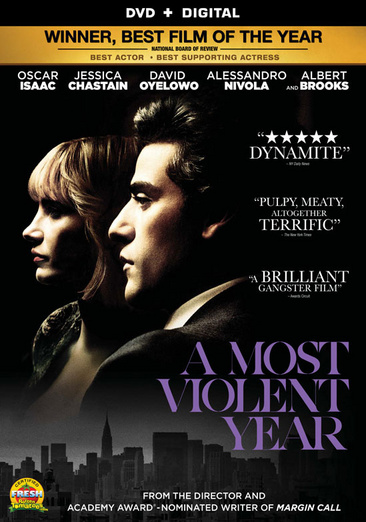 A Most Violent Year 031398216520
