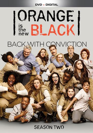 Orange Is the New Black: Season Two 031398220350
