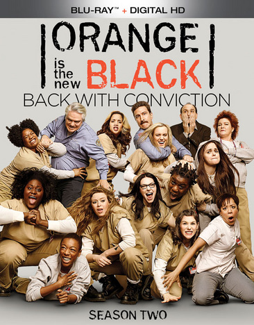 Orange Is the New Black: Season Two 031398220367