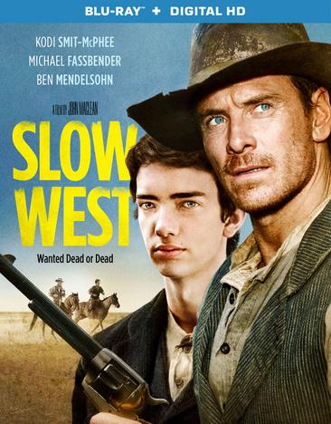 Slow West 031398221265