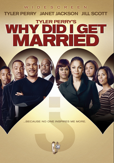 Tyler Perry's Why Did I Get Married? 031398222286