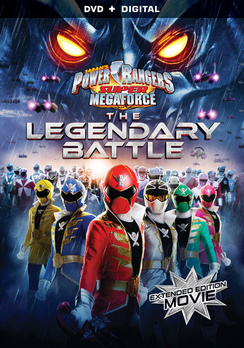 Power Rangers Super Megaforce: The Legendary Battle 031398226055