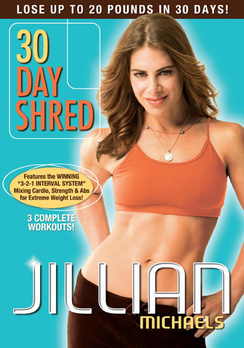 Jillian Michaels: 30 Day Shred 031398226956