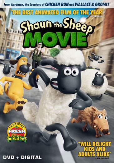 Shaun the Sheep Movie 031398229568