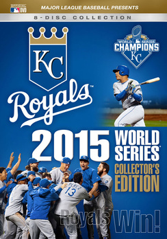 Kansas City Royals: 2015 World Series Collector's Edition 031398231905