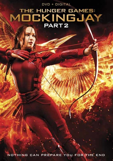 The Hunger Games: Mockingjay Part 2 031398238447