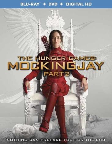 The Hunger Games: Mockingjay Part 2 031398238478