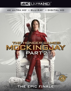 The Hunger Games: Mockingjay Part 2 031398239918