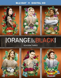 Orange Is the New Black: Season Three 031398241164