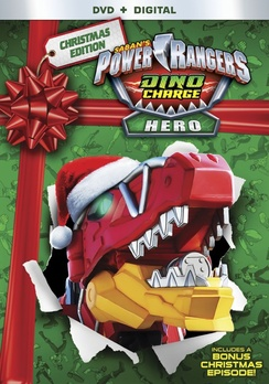 Power Rangers Dino Charge: Hero 031398245766