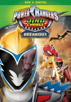 Power Rangers Dino Charge: Breakout 031398245797