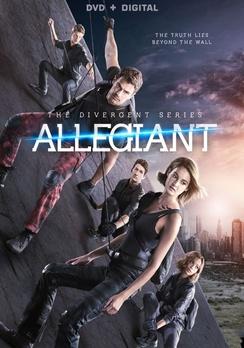 The Divergent Series: Allegiant 031398245827