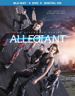The Divergent Series: Allegiant 031398245858