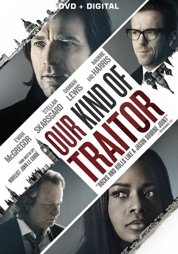 Our Kind of Traitor 031398248002