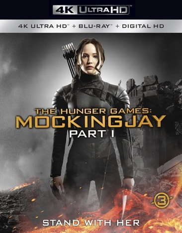 The Hunger Games: Mockingjay Part 1 031398252788