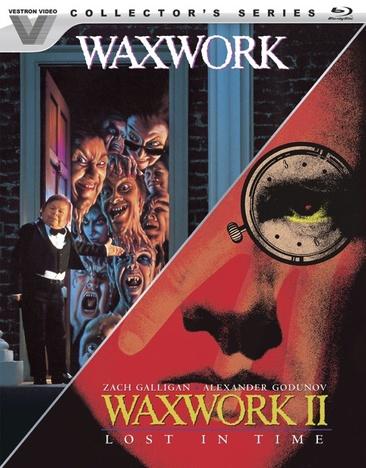 Waxwork 1 & 2 031398253266