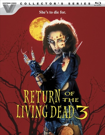 Return Of The Living Dead 3 031398254287