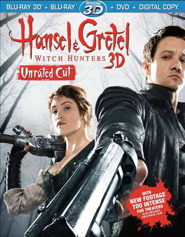 Hansel & Gretel: Witch Hunters 032429129475