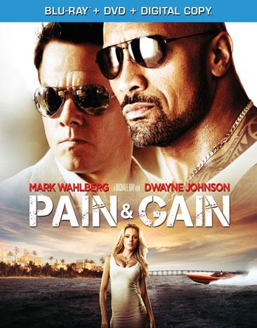 Pain & Gain 032429136657