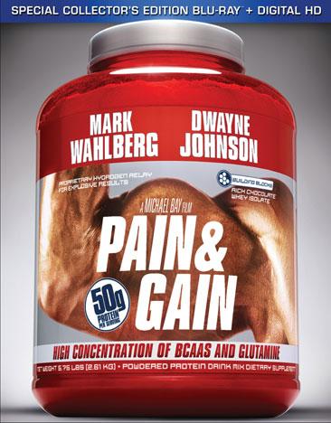 Pain & Gain 032429146472