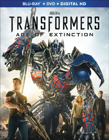 Transformers: Age of Extinction 032429149947
