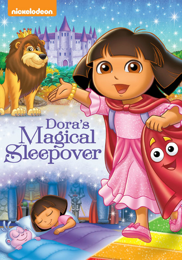 Dora the Explorer: Dora's Magical Sleepover 032429155108