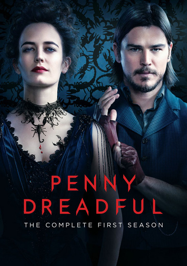 Penny Dreadful: The Complete First Season 032429200211