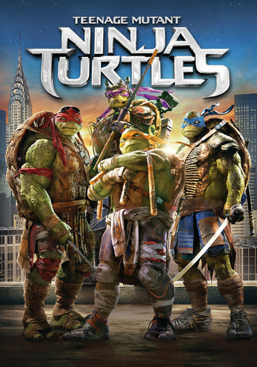 Teenage Mutant Ninja Turtles 032429204912