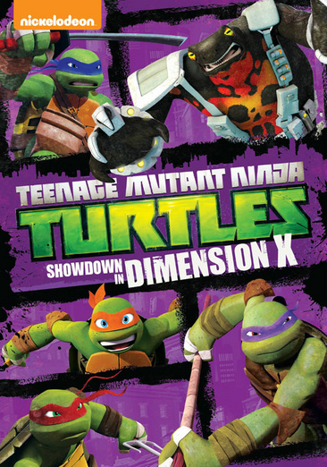 Teenage Mutant Ninja Turtles: Showdown in Dimension X 032429208200